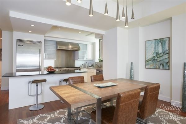 luxury real estate luxury homes fabulous lincoln center - Lincoln Center Kitchen