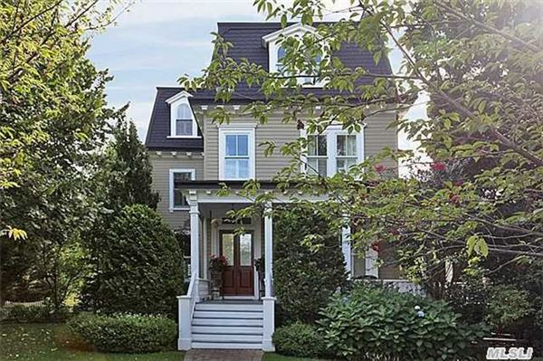 Completely Renovated And Restored 1870s Victorian New