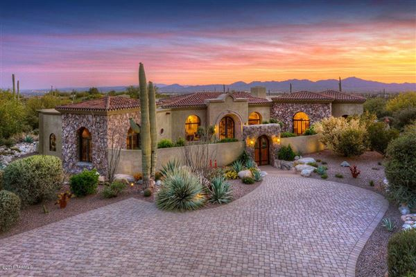 Arizona Tuscan Style Homes Home Photo Style