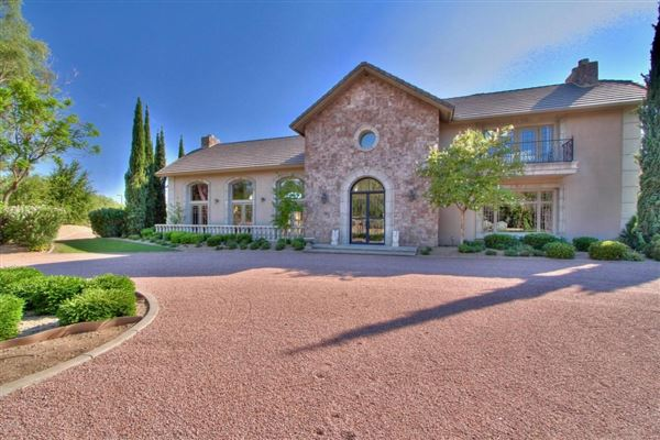 FRENCH PROVINCIAL ARCHITECTURE N PHOENIX | Arizona Luxury Homes | Mansions  For Sale | Luxury Portfolio