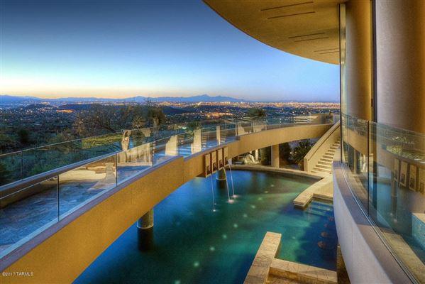 A FABULOUS CONTEMPORARY GATED ESTATE Arizona Luxury Homes - Luxury homes in tucson az
