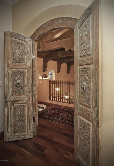 Exquisite One Of A Kind Hacienda In Tucson Arizona Luxury Homes Mansions For Sale Luxury