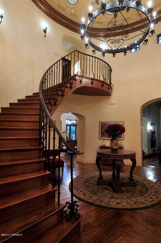 家庭楼梯手绘壁画