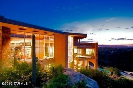 CAMPBELL CLIFFS IN TUCSON Arizona Luxury Homes