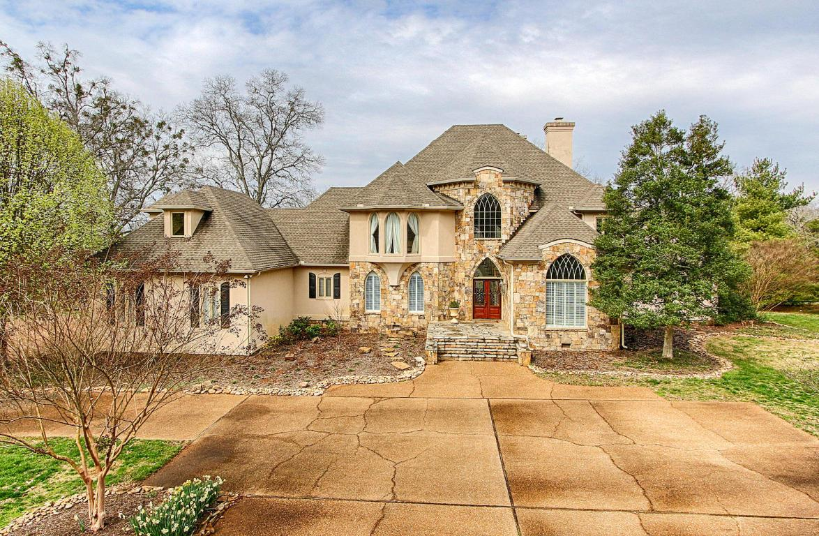 Amazing Beautiful Custom Built Stone And Stucco Home