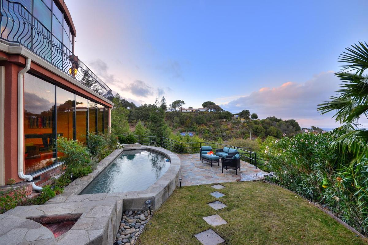Stunning Saratoga Luxury Estate California Luxury Homes