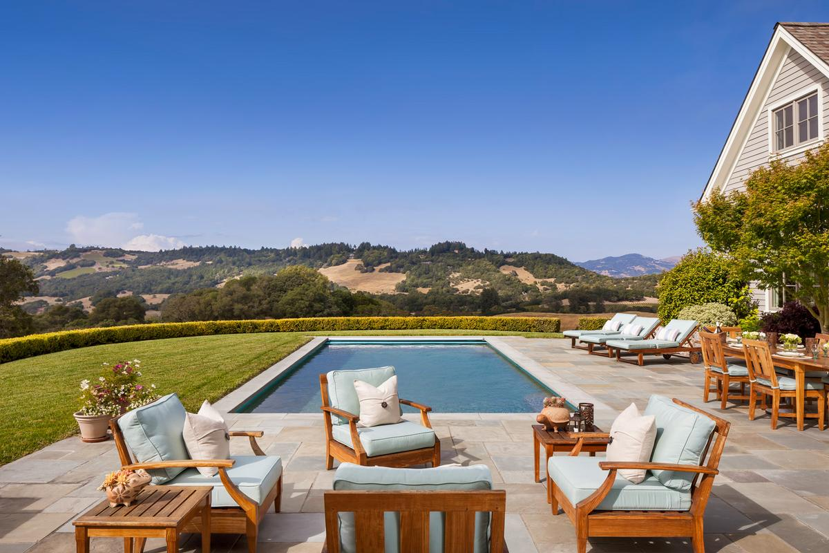 california wine country homes luxury - 55 best ideas about ...