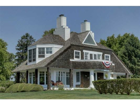 Signature Nantucket Shingle Style Home Rhode Island