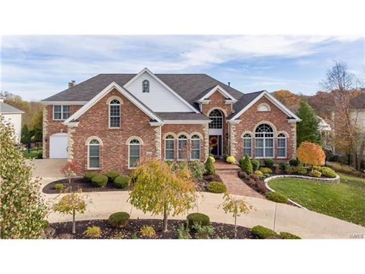 Spectacular floor plan in mint condition missouri luxury Custom estate home plans