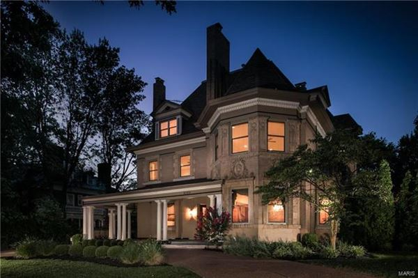 Luxury Real Estate Homes Remarkable Victorian Renaissance Style Residence