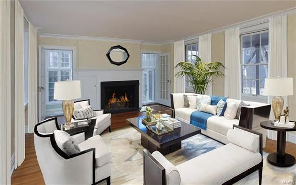 Luxury Homes This Ladue Legacy Home Features New Everything