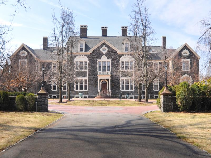 Majestic Kean Estate New Jersey Luxury Homes Mansions