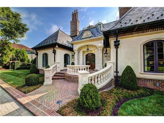 European Elegance In Charlotte North Carolina Luxury