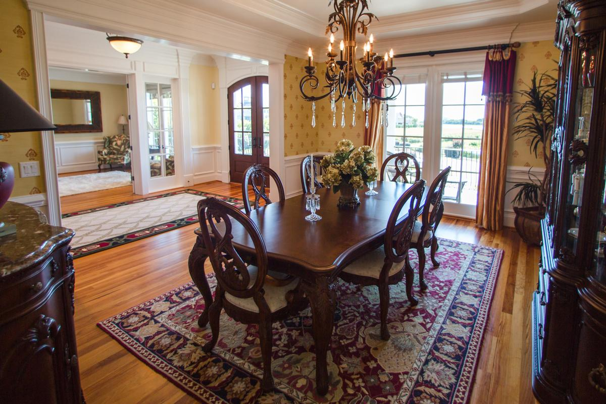 Beautiful Southern Home In Landfall North Carolina