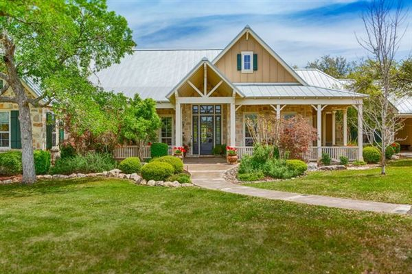 Property search results luxury portfolio for Texas hill country cottages for sale
