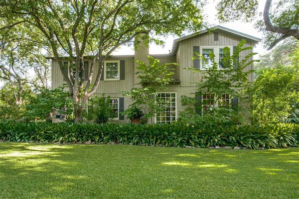 Remarkable multi generational offering texas luxury for Multigenerational homes for sale