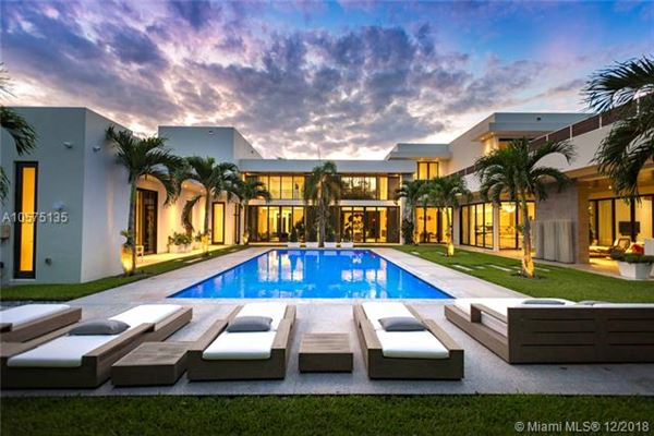 UNIQUE TWO STORY MODERN ESTATE | Florida Luxury Homes | Mansions For Sale |  Luxury Portfolio
