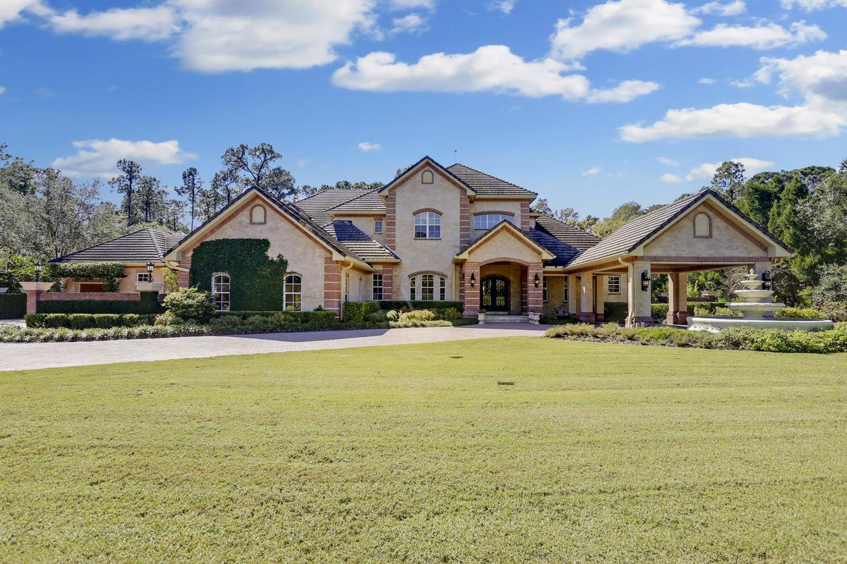 Elegant ski lake home florida luxury homes mansions for Elegant luxury homes