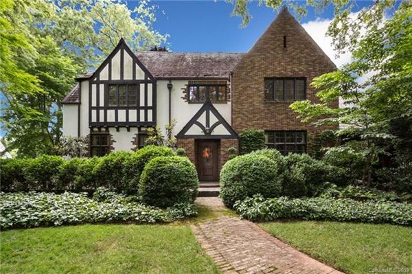 RENOVATED TUDOR STYLE HOME | North Carolina Luxury Homes | Mansions For  Sale | Luxury Portfolio