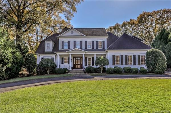 A GORGEOUS RESIDENCE IN CHARLOTTE | North Carolina Luxury Homes | Mansions  For Sale | Luxury Portfolio