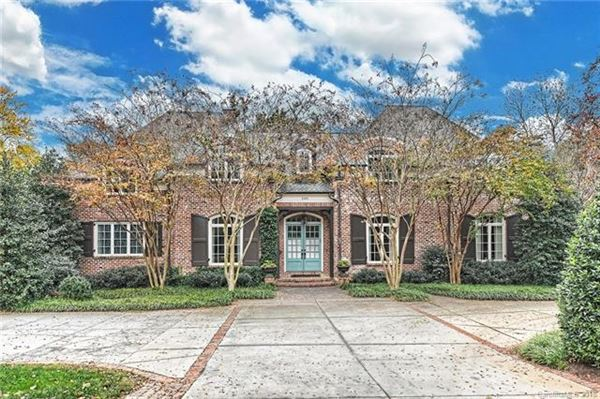 A Gorgeous Charlotte Luxury Home