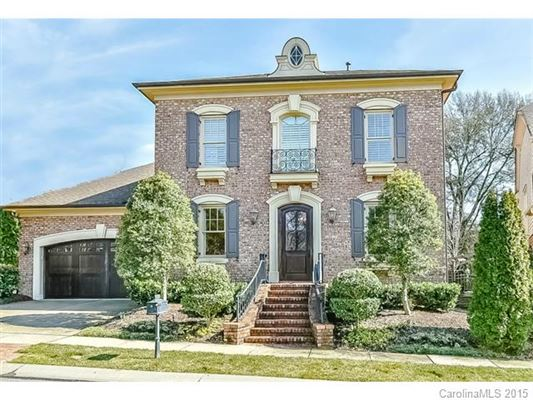 Stunning Custom Built All Brick Home North Carolina