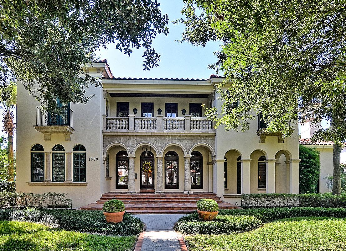 WINTER PARK CUSTOM ESTATE HOME