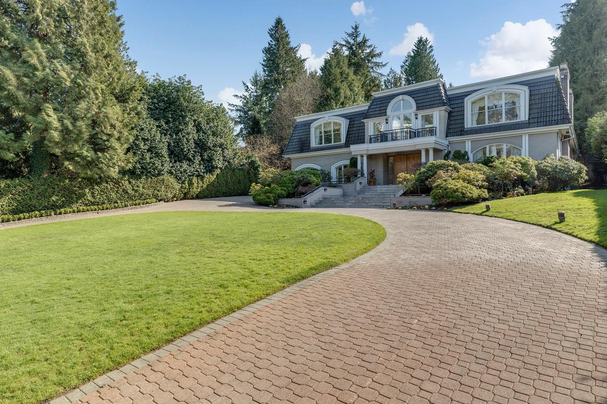 WORLD CLASS ESTATE ON DRUMMOND DRIVE | British Columbia Luxury Homes |  Mansions For Sale | Luxury Portfolio