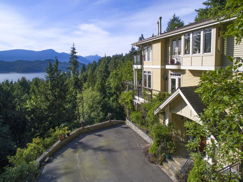 Bowen Island Property Rentals
