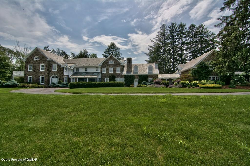 Renovated Historic Stone Home Northeast Pennsylvania Luxury