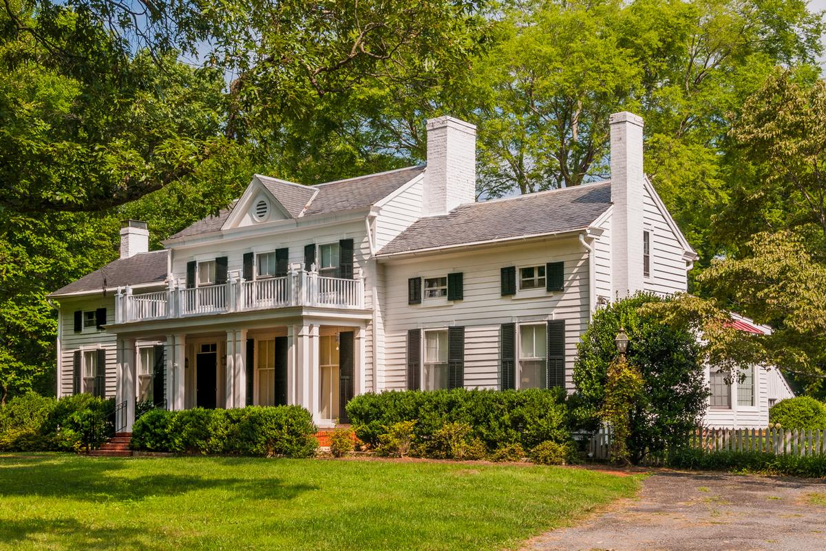 OLD ORCHARD | Virginia Luxury Homes | Mansions For Sale | Luxury Portfolio