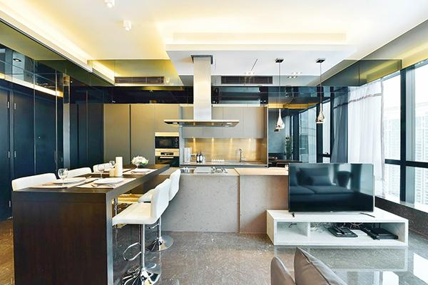 luxury real estate - Kowloon Kitchen