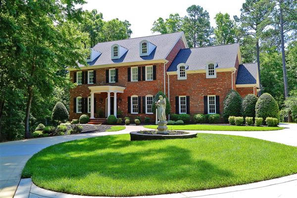 Great GORGEOUS EXECUTIVE HOME | North Carolina Luxury Homes | Mansions For Sale |  Luxury Portfolio