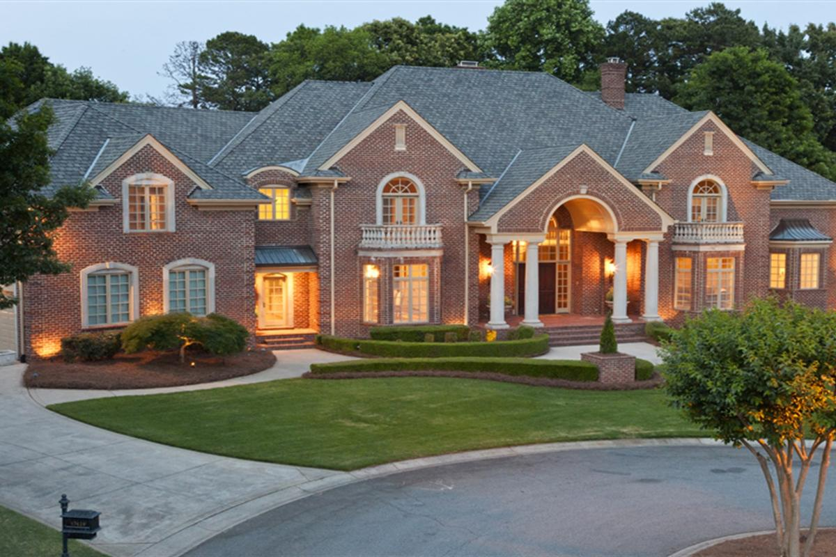 Luxury homes in fayetteville nc house decor ideas for Real house