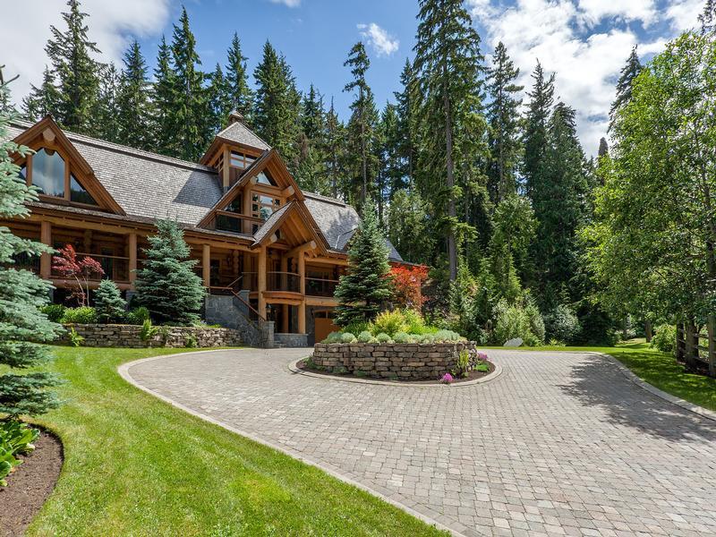 Cedarstone Spectacular Private Estate On 5 Acres