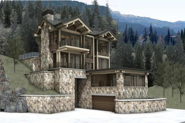 Whistler luxury homes and whistler luxury real estate for 3 summerland terrace