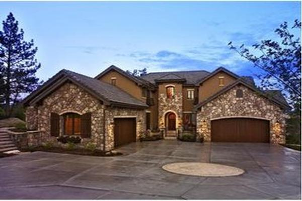 Summit Chalet Custom Home Colorado Luxury Homes