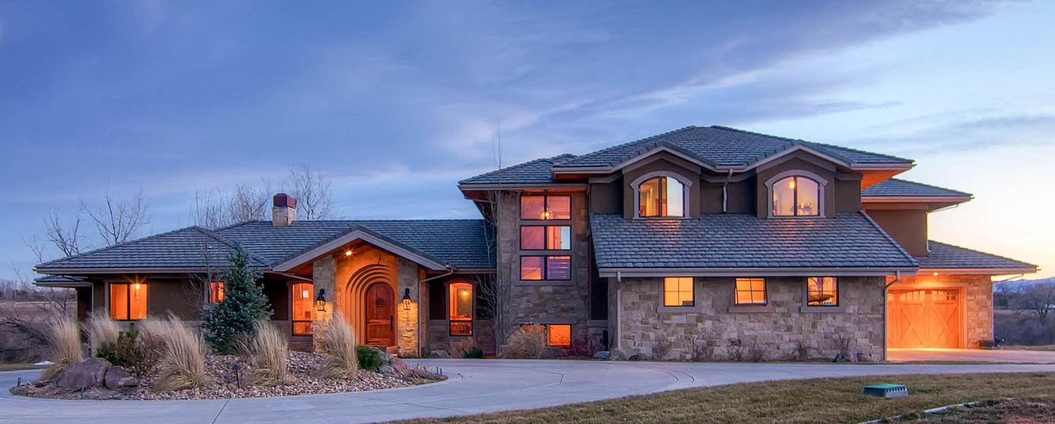 Exquisite Home With Panoramic Mountain Views Colorado Luxury Homes Mansions For Sale