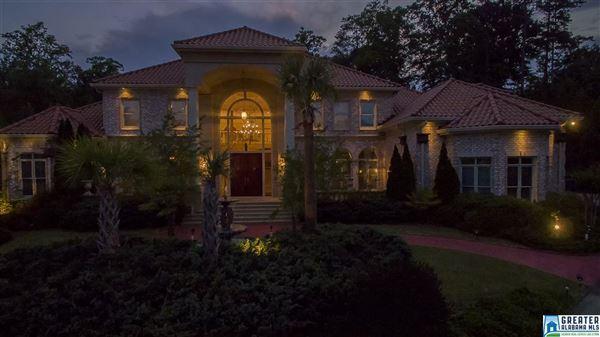 Breathtakingly Beautiful European Styled Home Alabama