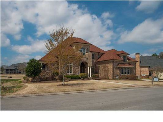 Beautiful custom all brick european style georgia luxury for European mansions for sale