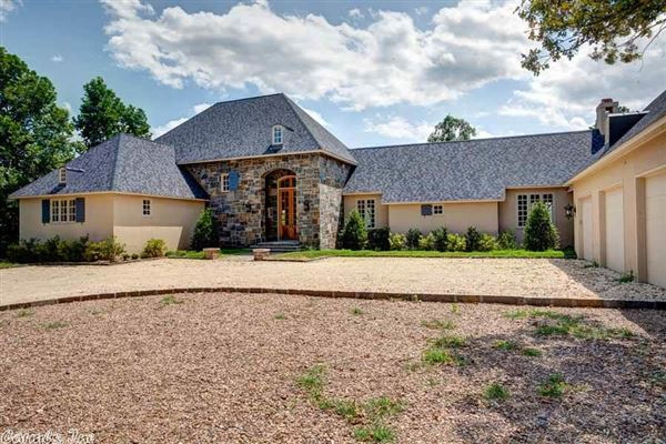 Unbelievable custom home on ten acres arkansas luxury Custom home builders arkansas