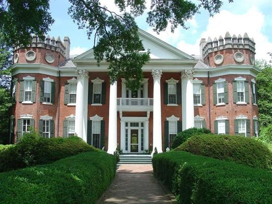 Walter Place Estate And Gardens Mississippi Luxury Homes