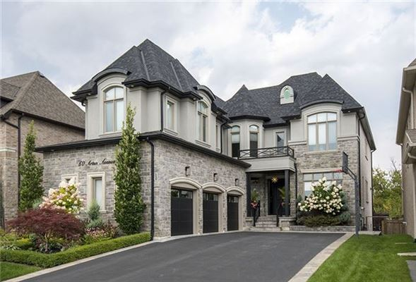 Nice LUXURIOUS CUSTOM BUILT RESIDENCE | Ontario Luxury Homes | Mansions For Sale  | Luxury Portfolio