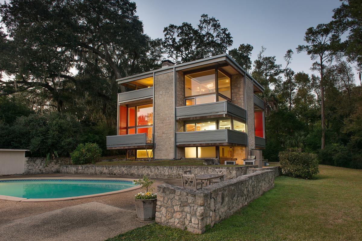 WILLIAM MORGAN ORIGINAL MID CENTURY MODERN | Florida Luxury Homes ...