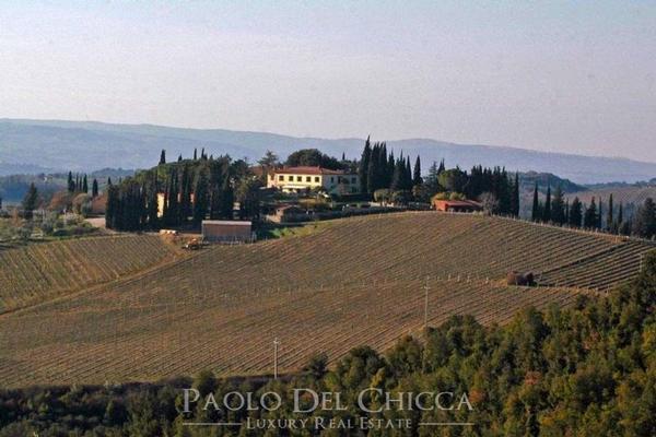 Castellina In Chianti - ITA (photo 1)