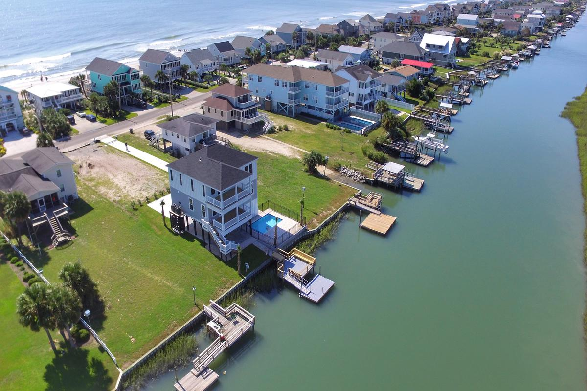 INLET LIVING AT ITS BEST   South Carolina Luxury Homes   Mansions ...