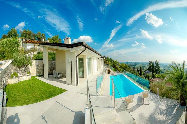 NEW LUXURY VILLA IN ITALY WITH BREATHTAKING VIEWS | Italy Luxury Homes |  Mansions For Sale | Luxury Portfolio