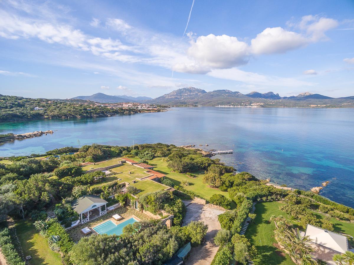 Waterfront Villa In Porto Rotondo For Rent Italy Luxury
