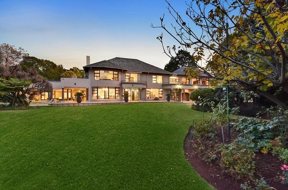 BEAUTIFUL HOUGHTON ESTATE PROPERTY South Africa Luxury Homes