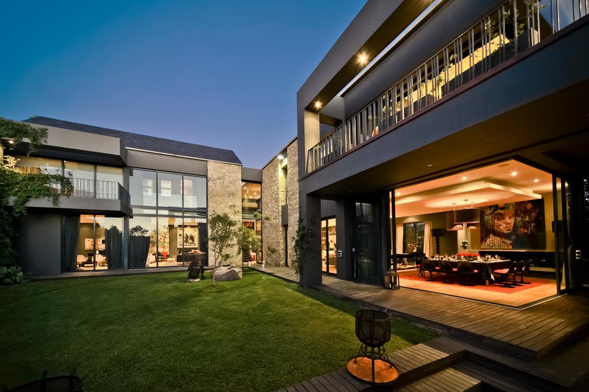 Modern Utopia In Waterstone Estate South Africa Luxury